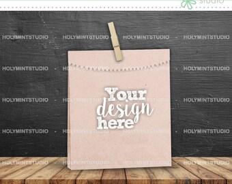 Bag , Popcorn Bag Mockup, Paper Bag Mockup, Candy Bag Mockup, Wedding Favor Bags Mockup, Midnight Snack Bags, Party Favors Mockup