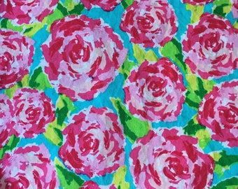 Lilly Pulitzer Inspired pillowcases