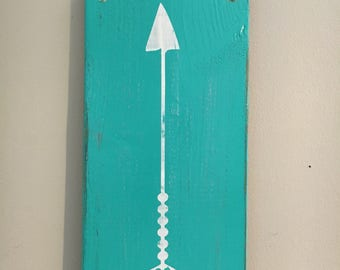 Arrow Decor Board