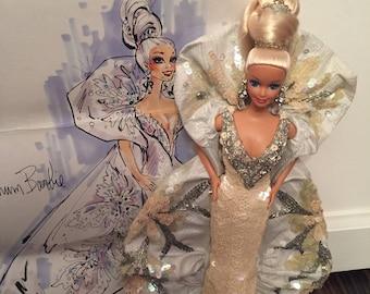 Platinum Barbie by Bob Mackie 1991