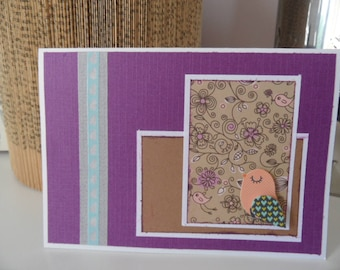 Birthday card friendship card, all occasions