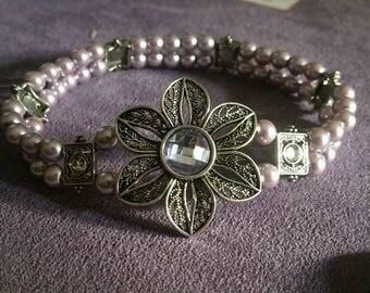 Beautiful Daisy Flower Bracelet
