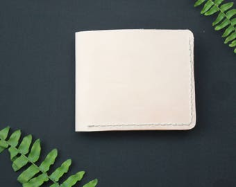 Mens Slim Leather Wallet, Wallet PDF Pattern, Easy project, no Sewing Pattern