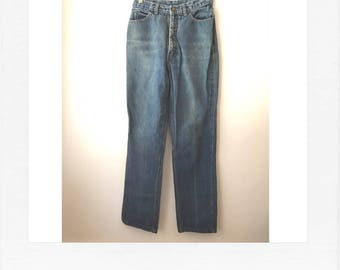 vintage Calvin Klein jeans - classic and chic 80s