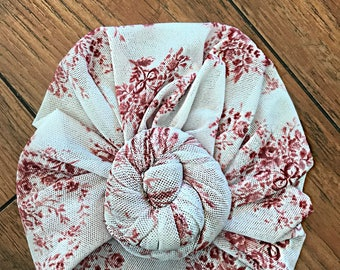 Japanese Blossom Turban
