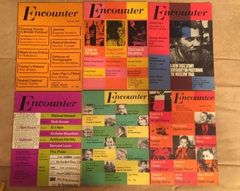 Encounter Magazines