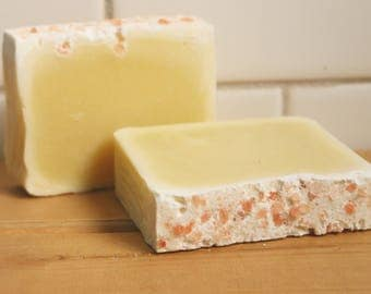 Salted Grapefruit Soap