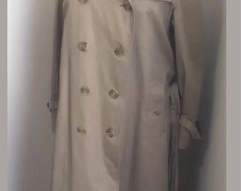 Burberry Prorsum Women's Vintage Trench Coat