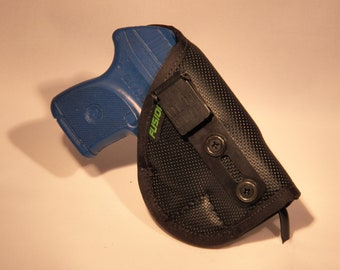 Ruger LCP Soft No-Slip with a Clip IWB Holster