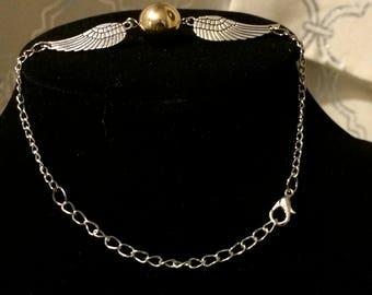 Snitch Bracelet
