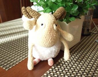 toy sheep handmade