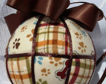 Kimekomi Ornament - Dog Themed