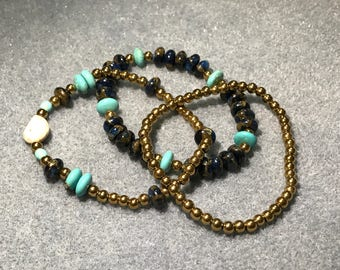 Womens Trio bracelet set