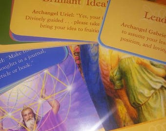Archangel Oracle Reading.