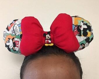 Mickey Mouse Disney Ears