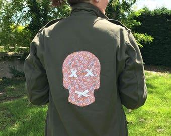 """Liberty"" military jacket"