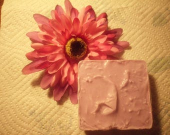 Goat's Milk and Shea Butter Soap Bar