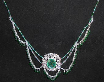 Necklace - Mystical Focus inspired #2