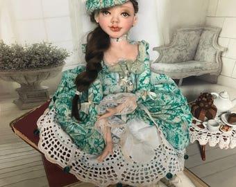 Boudoir doll Louise