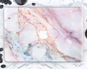 Marble Macbook Hard Case Macbook air 11 Case Hard Pink Marble Macbook Pro 15 Hard Case Macbook 13 inch Hard Case MAcbook 12 Hard  cn2002