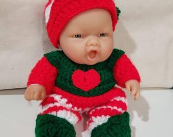 Elf Baby Doll