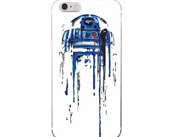 r2d2 Starwars Phone Cases