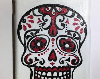 Cover Mexican skull/Teschio messicano
