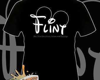 Flint Ditzy Tee