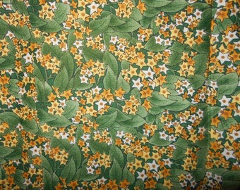 "Mumms The Word, Debbie Mumm vintage fabric, 1/2 yard x 42"", cotton"