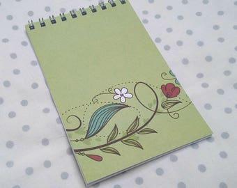 Cute mini to do list notebook