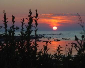 Leelanau Sunset
