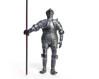 Vintage Knight Figurine