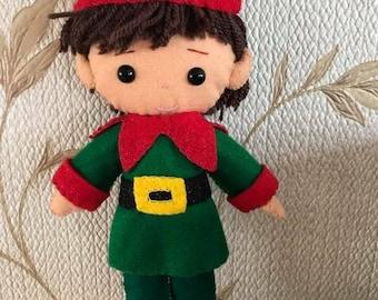 Boy elf.