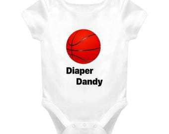 Diaper Dandy Onesie