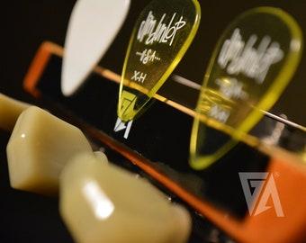 Micro-Pore Guitar Pick Holder (Pre-Order)