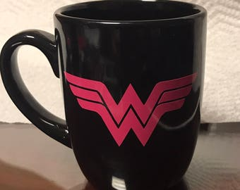 Set of 4 Super Hero Mugs