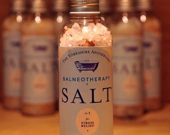 Bath salts - stress relief