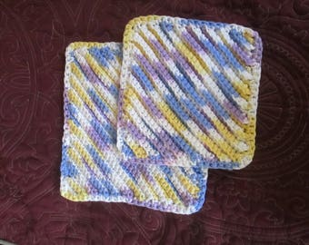 Dishcloth/hotpad set