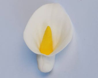 Cake Craft Calla Lilly  / 1 dozen