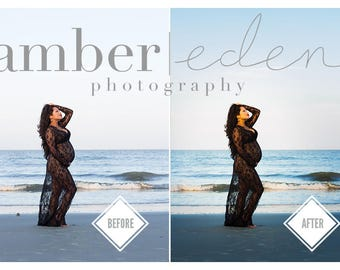 White Film Lightroom Presets - Amber Eden Photography