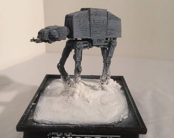 Hoth Diorama not Star wars