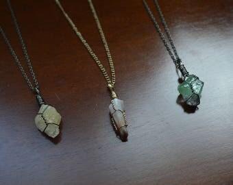 Calcite Necklace