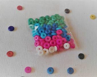 Ethnic Nepal Horn beads set