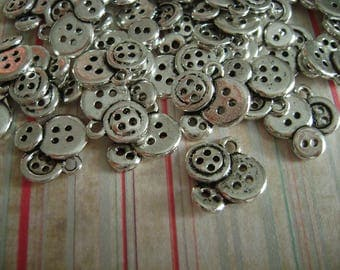 Charm buttons