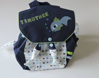 Small backpack for little boys