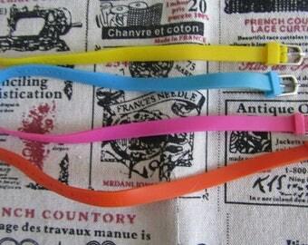 21cm rubber strap