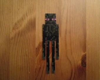 Pixel Art/beading - {Minecraft} - Enderman