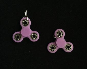fidget spinner earrings pink fidget spinner etsy 5133