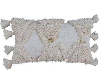 Moroccan Shaggy Cushion Cover | 45 x 65cm or 55 x 55cm