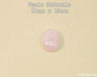 Opal oval cabochon natural 13mm x 18mm